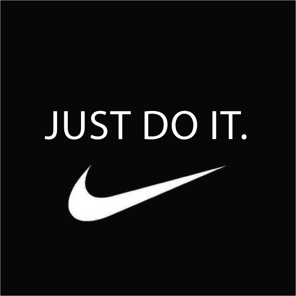 font nike just do it