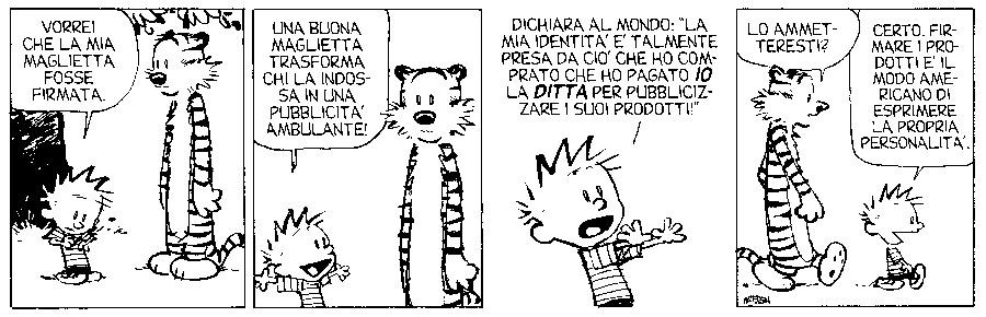 Pagine da Calvin 8 interno